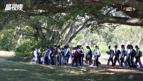 到大自然里去上课!深圳学生走进大亚湾核电基地了解生物多样性