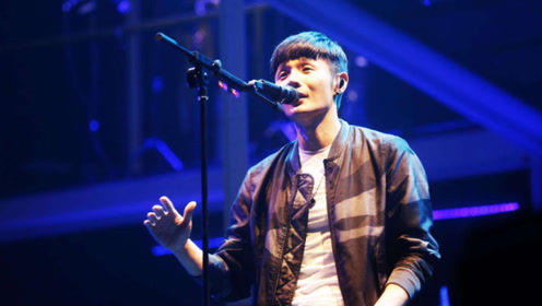 """演唱会被粉丝喊""""我看到你眼睛了"""",李荣浩愣一下:开心吗?加钱"""