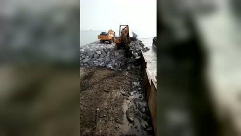 这是填海工程吗?