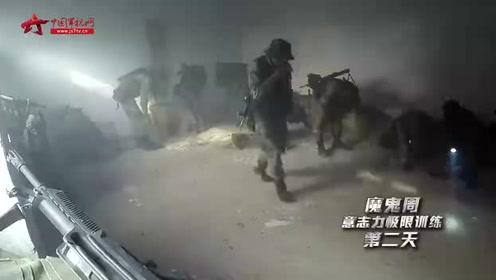 催泪瓦斯让特种兵崩溃 教官却下令把门关死