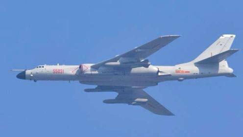 最新款轰-6N有多强?两个新吊舱一根管子是关键