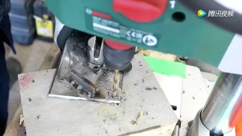 农村小伙发明出这工具,工地老板称赞不已,功能也太强大了