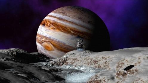 在离地球6亿公里的星球上,人类飞船再次传回,难以置信的图片