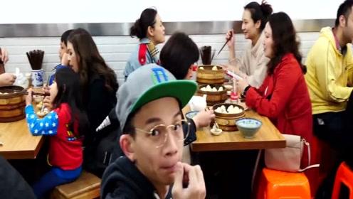 同样的10元钱,美国能吃工作餐而在中国只买到煎饼包子