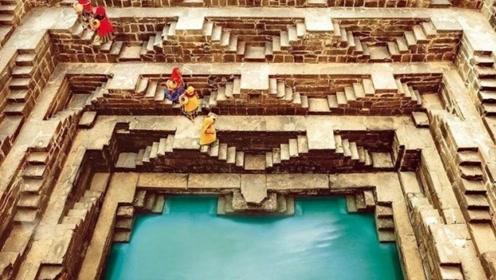 世界最古老的水井,像迷宫,看一眼就两腿发软