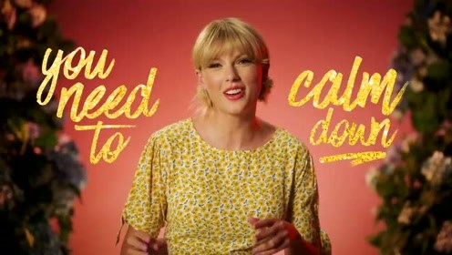 霉霉Taylor Swift最新代言apple music广告释出