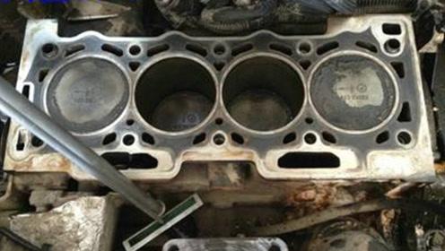 发动机高温换完气缸垫,不能正常启动车子?聪明人这样修