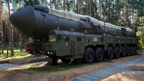 """美国无法拦截的导弹,射程超1万公里,美军将其称为""""疯子"""""""