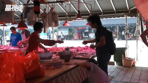 深圳一餐厅被查出问题猪肝,记者查证进货档口仍有猪肝售卖