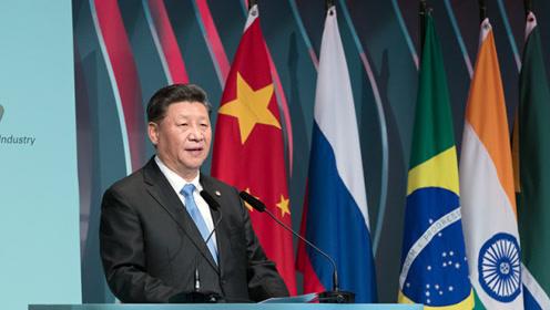 """习近平喊话金砖国家企业家:""""一带一路""""高质量阶段 中国发展是世界机遇"""