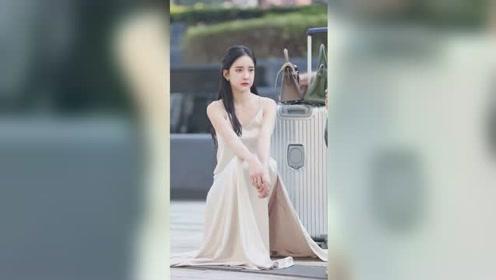 韩国小姐姐,集可爱和性感于一身,太美了
