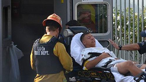 美国高中发生枪击案 16岁亚裔打死2人后欲自杀 学生被吓抱头痛哭