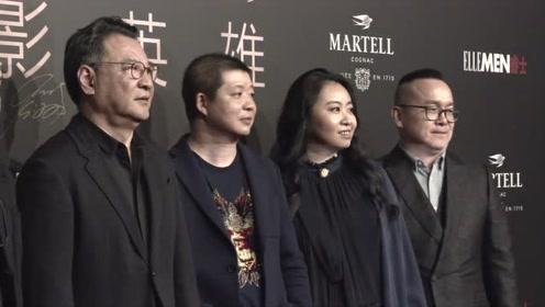 Ellemen电影英雄盛典 黄晓明 段奕宏等演员亮相助阵