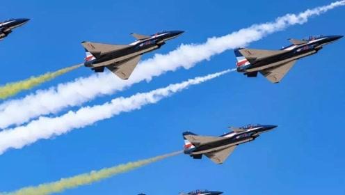 战机总数约2700架,实力位列世界第三,我军飞行员:惹我就收拾你