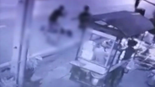 警方辟谣:揭阳持械伤人是谣言,传谣者拼凑视频误导群众被抓