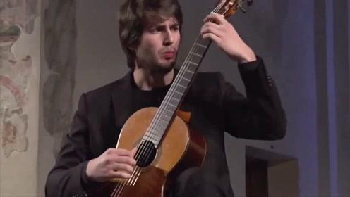 古典吉他演奏 舒伯特《小夜曲》演绎经典