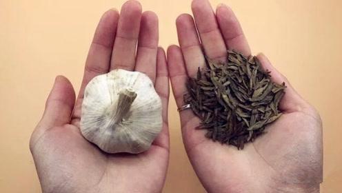 茶叶和大蒜放在一起,一年省下几百元,尽快告诉家人,太厉害了
