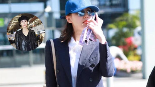 一分钟过冬,刘诗诗、张钧甯的6款穿搭公式,不动脑筋也能显时尚
