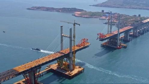"""我国再投下120亿,修建一座""""跨海大桥"""",德国人表示佩服!"""