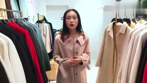 今年羊绒大衣流行款式:眼光太前卫时尚了