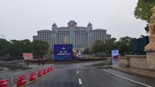 恒大投资数亿,在黄河入海口建造温泉度假村,带你们逛逛,这里价格死贵