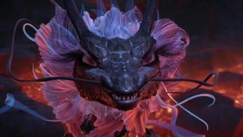 哪吒之魔童降世:龙王要给敖丙报仇,不料小龙女一声撒娇,秒怂!