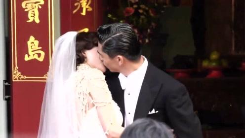 林志玲黑泽良平大婚工作室发声明感谢,她曾自曝想生双胞胎