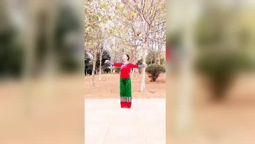 《我的祖国》舞曲,春英老师专业表演,太美了