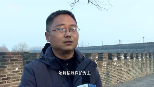 中国城墙故事丨寿县城墙:阅尽沧桑今犹在