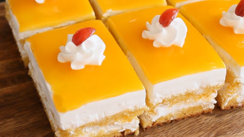 奶油蛋糕配方做法不要找了,我都告诉你味美留香,看一遍马上会做