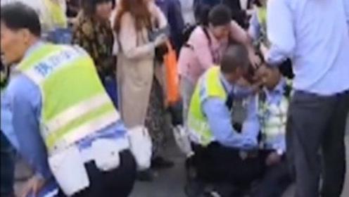 广州一交通协管员与摩的司机发生冲突后身亡 警方介入调查