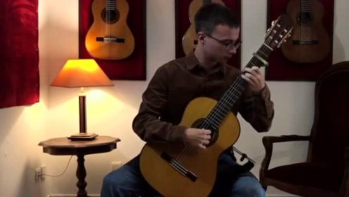 古典吉他演奏《斯卡拉蒂奏鸣曲》演绎经典
