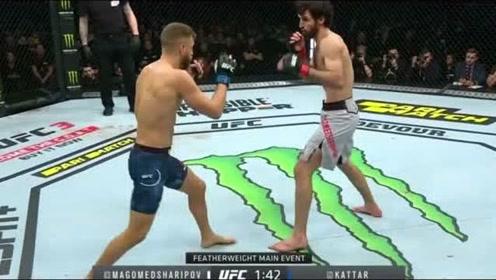稳中带秀!跟UFC超新星扎比特学武术原来得这么用!