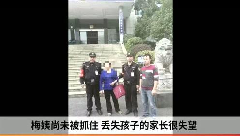 """湖南警方证实被抓女子非""""梅姨"""" 被拐儿童家属:盼其尽早归案"""