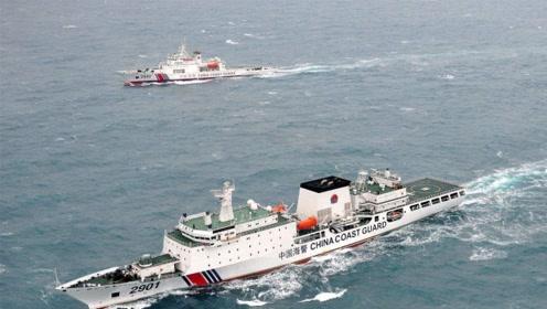 遇到耍赖渔船用武力驱逐?中国海警这招绝了,一袋日用品搞定