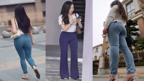 时尚穿搭:加绒裤这样配,优雅大方,舒适保暖可气派