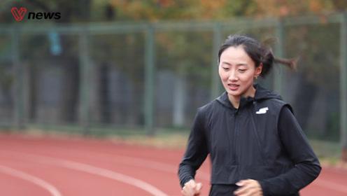 """专访中国马拉松""""一姐""""李芷萱:跑步是一个摸索自我的过程"""