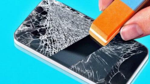 日本这项发明太牛了,摔碎的手机屏幕能自动修复?看完涨知识了!