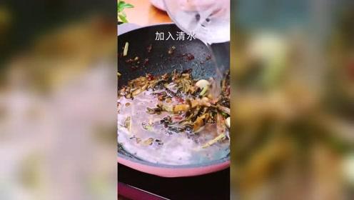 美食:你们要的酸菜鱼做法,美味食谱!美食的诱惑!