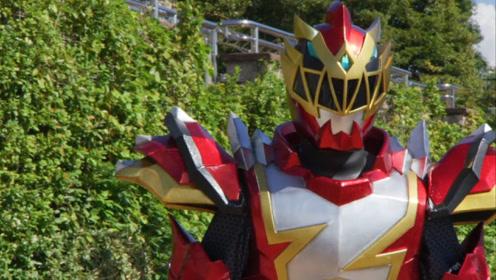 《骑士龙战队》怪兽干部登场,结果被最强龙装红血虐