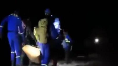 9级风中爬野山  北京53岁女驴友被吹下20多米高悬崖