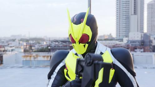 假面骑士变身大PK!正义与邪恶终极对决,A爆!