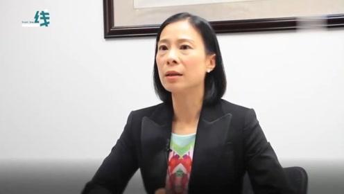 美国煽暴昭然若揭 乱港之举贼心不死 律师女会长怒喝提醒香港人!