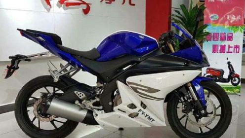 售价1.2万元国四排放,外观亮眼动力强,搭载春风250CC发动机