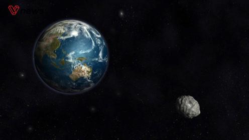NASA密切观测金字塔大小行星,称有2.6%可能性撞地球