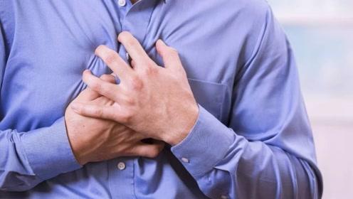 血液粘稠,牢记:多吃1物,多做1事,血管畅通,胸闷少了