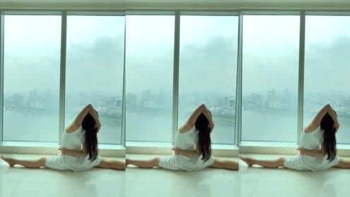 好身材是练出来,这组瑜伽助你绽放完美身材,有气质的女神都在练