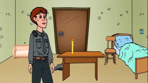 如何从一个房间中逃出去?答案简单到不敢想象,一般人都不敢信!