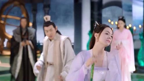 《从前有座灵剑山》王舞在线撒娇式激将,志峰真人:够啦!
