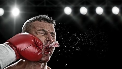 这样练才能在拳击中打出恐怖的重拳!
